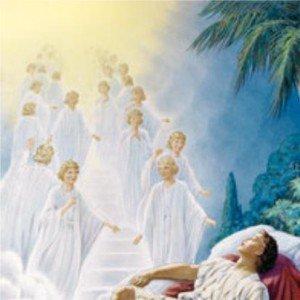 PRIERE DE LA TOUSSAINT dans PRIERE anges-300x300