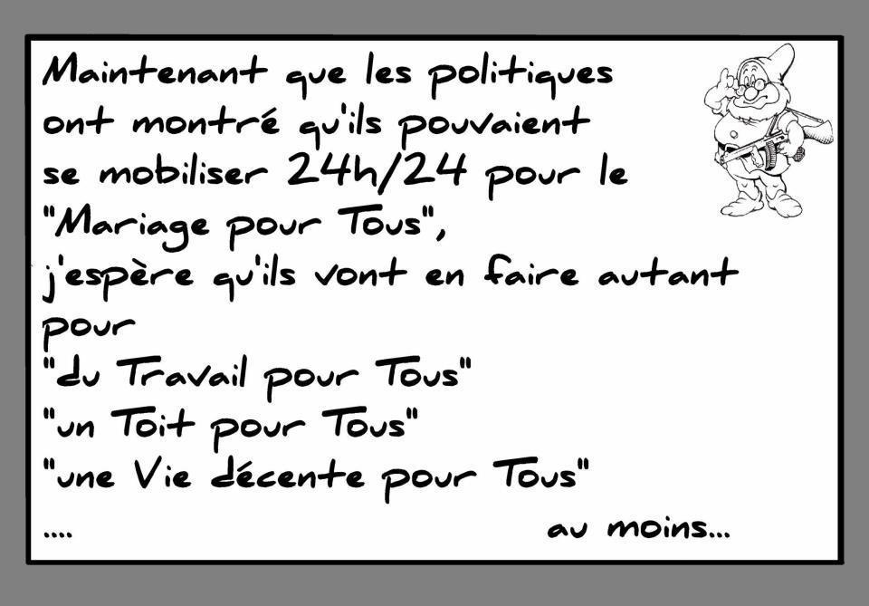LE TRAVAIL ET LES POLITIQUES dans VIE POLITIQUE 7